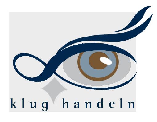 Logo von klug handeln
